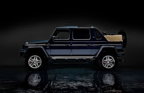 Mercedes-Maybach G650 Landaulet -1