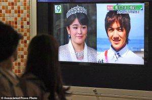 Japan Princess Getting Married