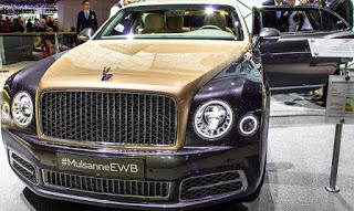 Real Estate Billionaire, Sir Olu Okeowo Buys N200m Bentley Mulsanne