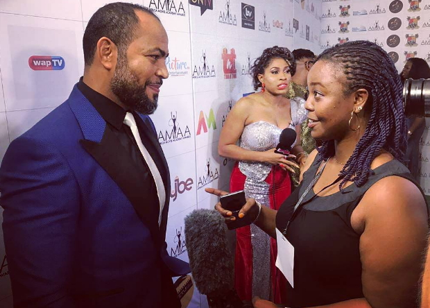 amaa2017 red carpet